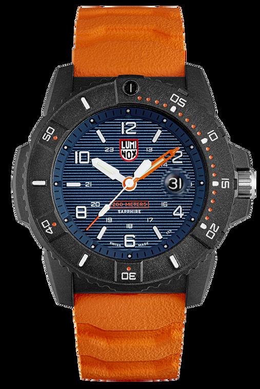 Luminox XS.3603 Navy SEAL Orange Band Carbon Composite Watch