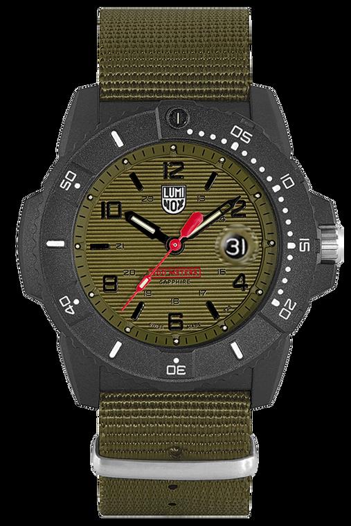 Luminox XS.3617.SET Navy SEAL Green Dial SET