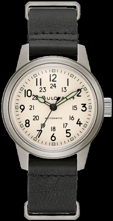 Bulova 96A246 Hack Watch