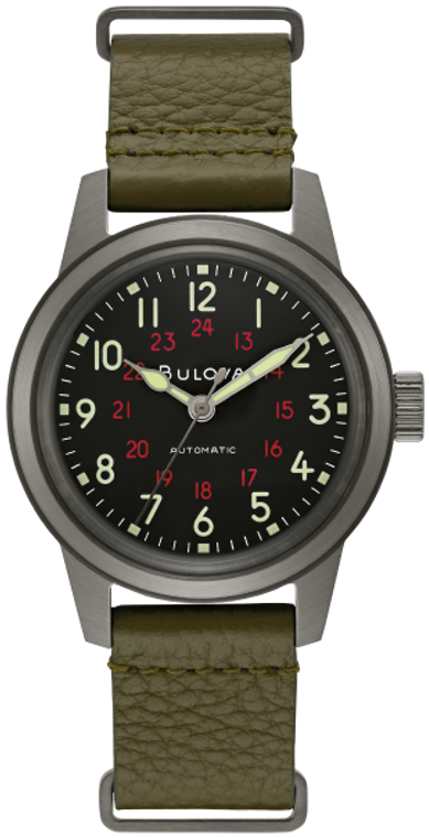 Bulova 98A255 Hack Watch