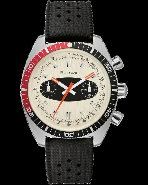 Bulova 98A252 Surfboard Chronograph A Stainless Steel Watch