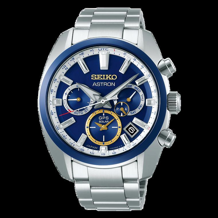 Seiko Astron SSH045 Novak Djokovic 2020 Limited Edition