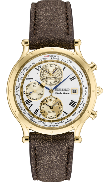 Seiko SPL060 Essentials Age of Discovery Limited Edition