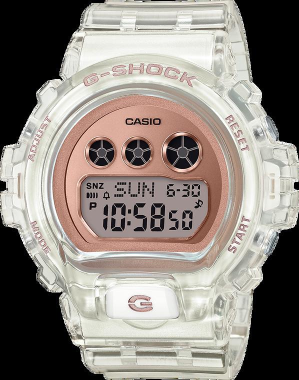 G-Shock GMDS6900SR-7 Rose Gold Transparent