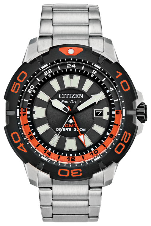 Citizen BJ7129-56E Promaster GMT