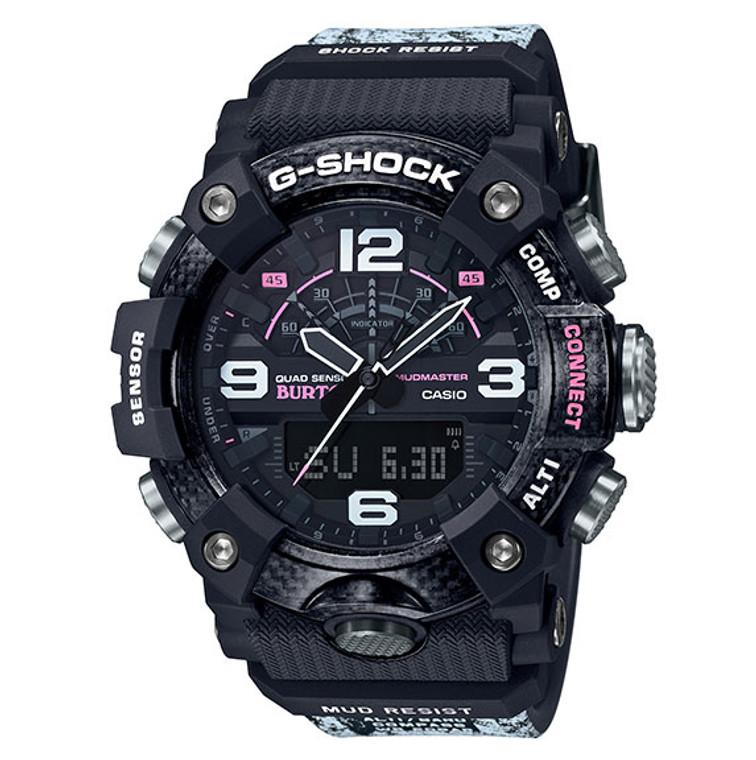G-Shock GGB100BTN-1A Limited Edition Burton Mudmaster