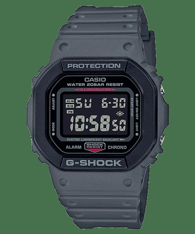 G-Shock DW5610SU-8 Square Gray