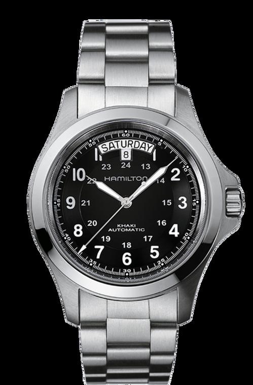 Hamilton H64455133 Khaki Field King Automatic 40mm