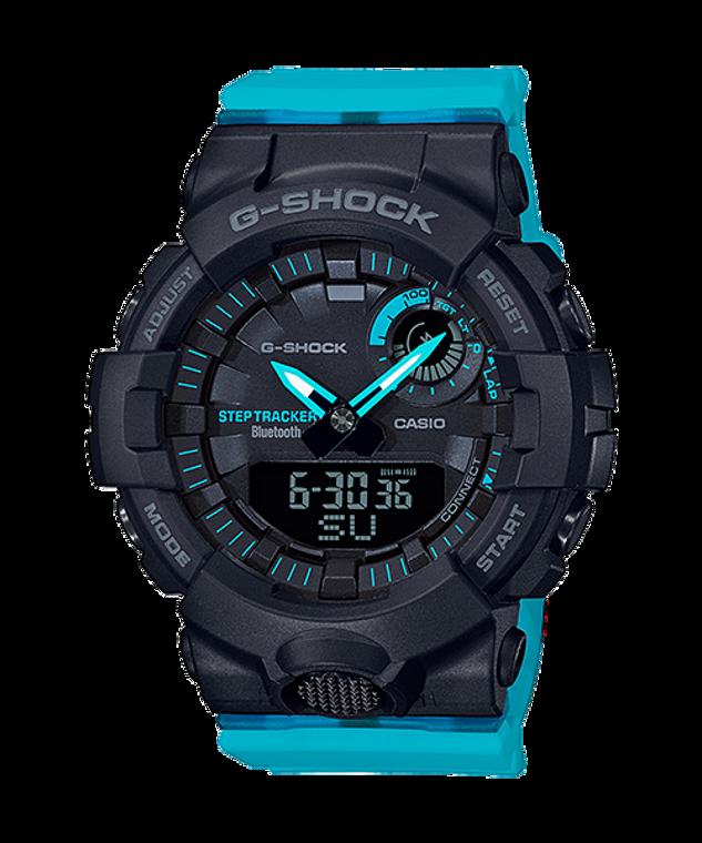 G-Shock GMAB800SC-1A2 G-SQUAD Sky Blue