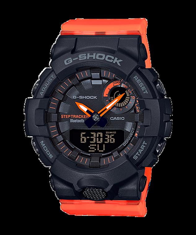 G-Shock GMAB800SC-1A4 G-SQUAD Orange