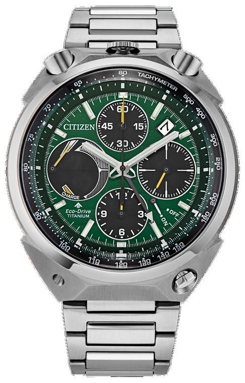 Citizen AV0081-51X Promaster Tsuno Chronograph Racer