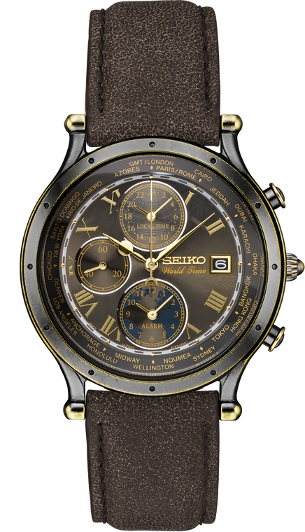 Seiko SPL062 Essentials Age of Discovery Limited Edition