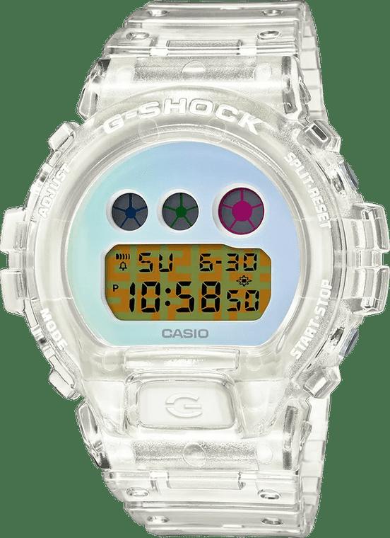 G-Shock DW6900SP-7 25th Anniversary Polarizing Gradation Layer