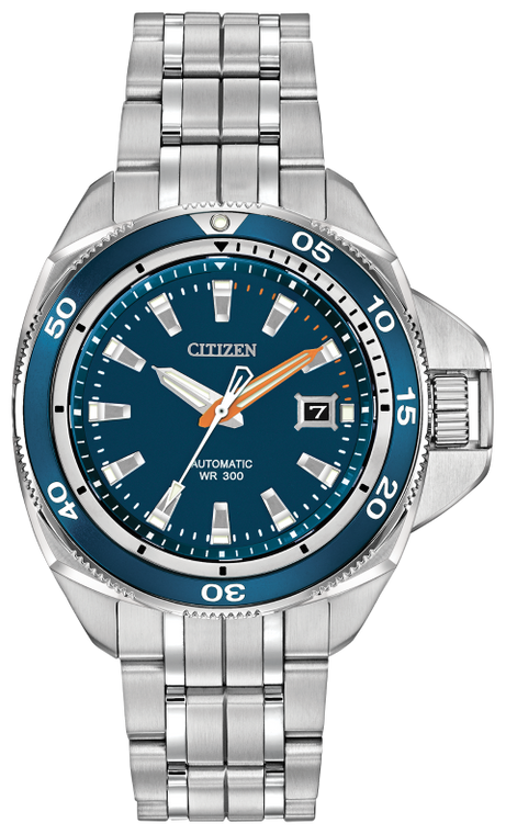Citizen Automatic NB1031-53L Grand Touring // Pre-Owned