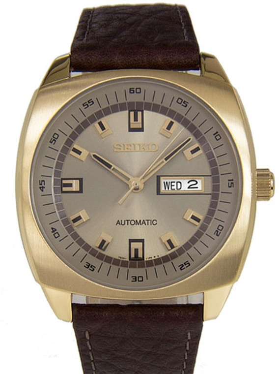 Seiko SNKN02 Recraft Series Automatic Watch // Pre-Owned