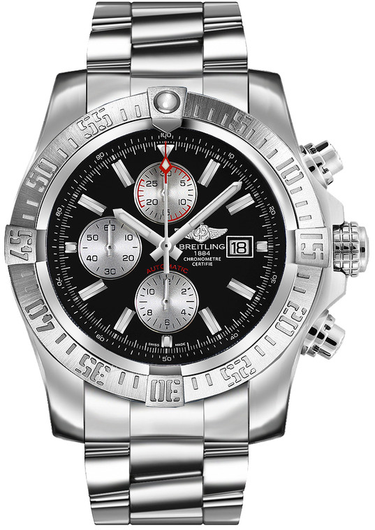 Breitling A13371111B1A1 Super Avenger 2 // Pre-Owned