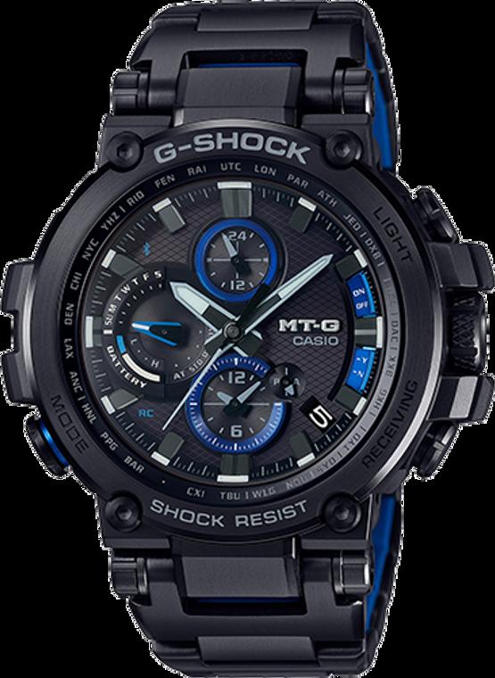 Casio MTGB1000BD-1A MT-G Metal Twisted G-Shock // Pre-owned