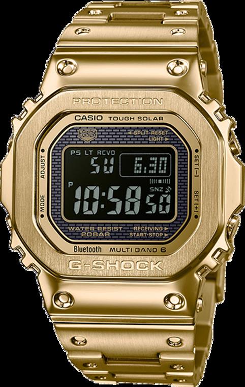 Casio G-Shock Stainless Full Metal 5000 Series - GMWB5000GD-9