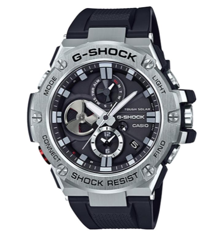 Casio G-Shock G-Steel Bluetooth Connected GSTB100-1A