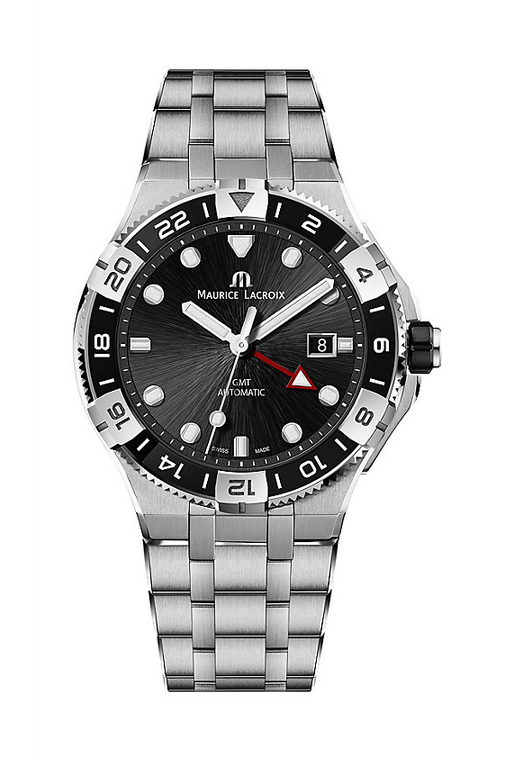 Maurice Lacroix AI6158-SS002-310-1 Aikon GMT 43mm