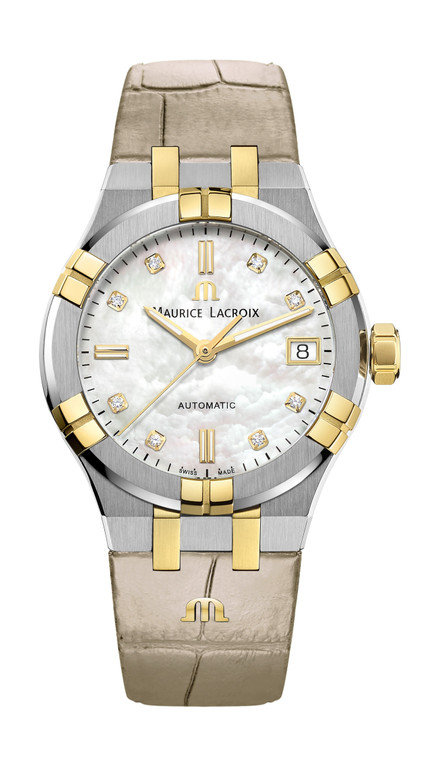 Maurice Lacroix AI6006-PVY11-170-1 Aikon Automatic 35mm