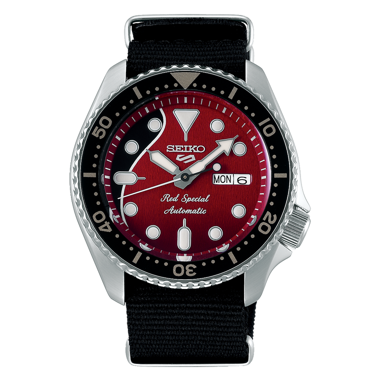 Seiko 5 Sports SRPE83 Automatic Brian May Limited Edition