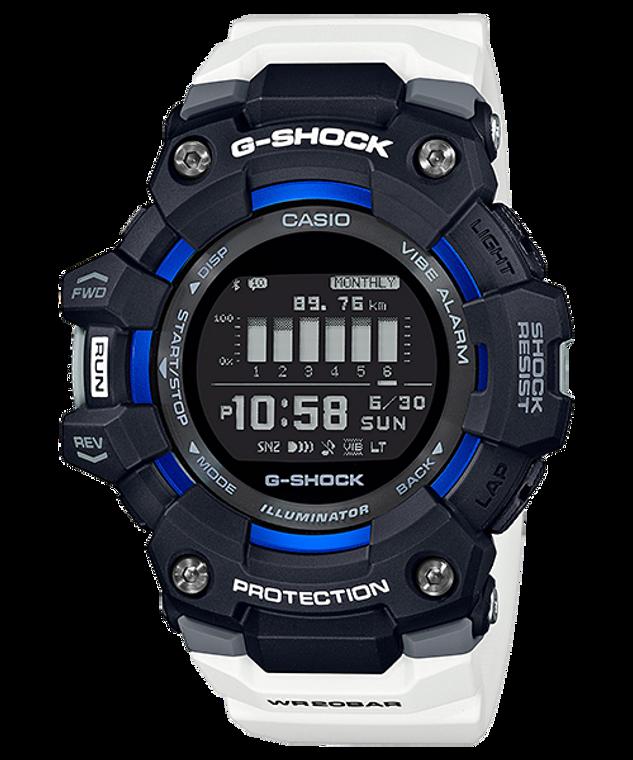 G-Shock GBD100-1A7 G-SQUAD Bluetooth GPS Step Counter