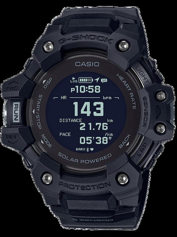 G-Shock GBDH1000-1 Move Heart Rate Monitor Black
