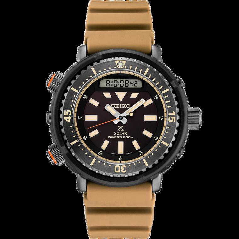 Seiko Prospex SNJ029 Tuna Hybrid Diver's Watch