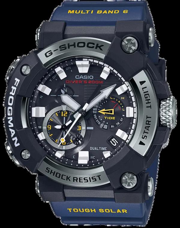 G-Shock GWFA1000-1A2 Blue Frogman Master of G