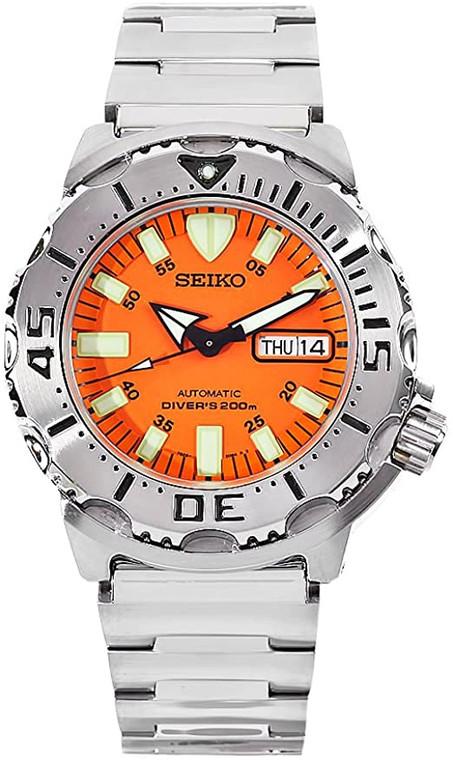 Seiko SKX081 Orange Monster Automatic Diver // Pre-Owned