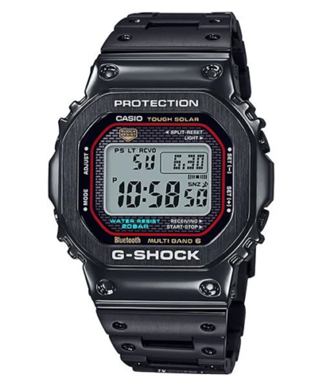 G-Shock GMWB5000TFC-1 Full DLC Anniversary with Porter Case