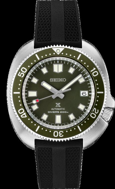 Seiko Prospex SPB153 Captain Willard 1970's Diver Reinterpretation Green Dial