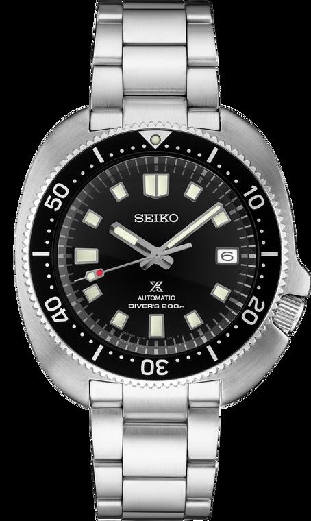 Seiko Prospex SPB151 Captain Willard 1970's Diver Reinterpretation Black Dial
