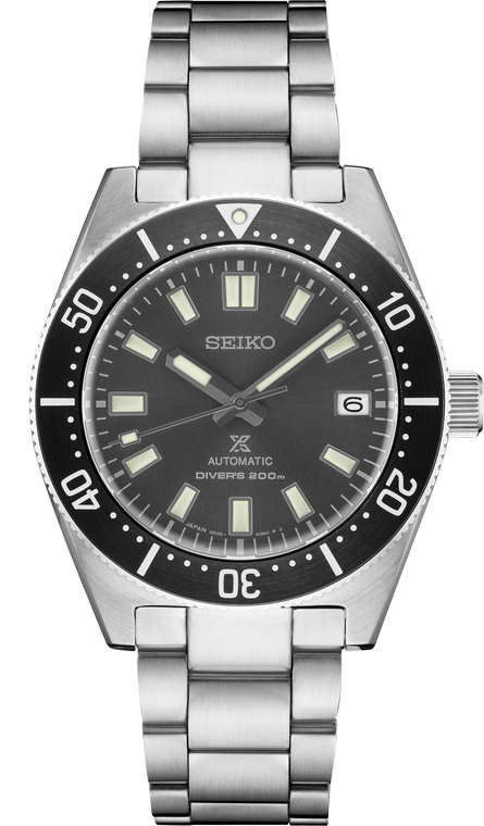 Seiko Prospex SPB143 1965's Diver Reinterpretation Gray Dial