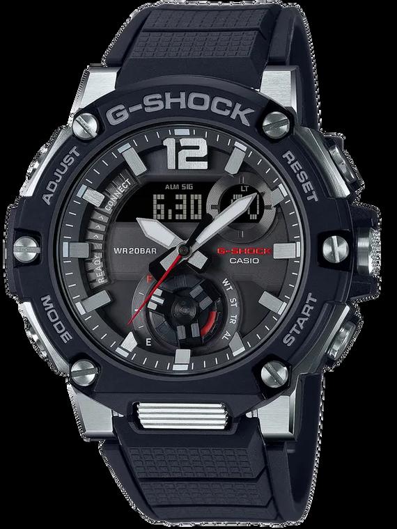 Casio G-Shock GSTB300-1A G-STEEL Tough Solar Watch