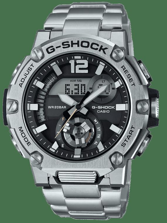 Casio G-Shock GSTB300SD-1A G-STEEL Tough Solar Watch