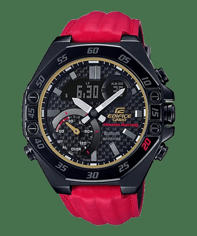 Casio G-Shock ECB10HR-1A Edifice Honda Racing 20th Anniversary Formula 1