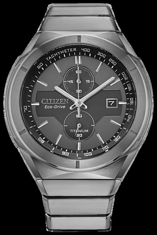 Citizen CA7050-57H Super Titanium Armor Eco-Drive