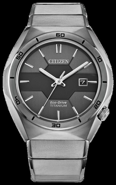 Citizen AW1660-51H Super Titanium Armor Eco-Drive
