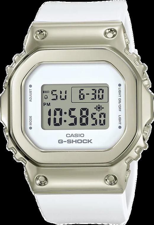 Casio G-Shock GMS5600G-7 Compact Active Ladies Square Design