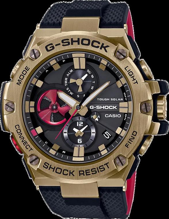 Casio G-Shock GSTB100RH-1A Rui Hachimura G-STEEL Limited Edition Watch