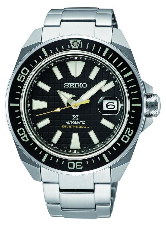 Seiko SPRE35 King Samurai Black Dial Diver