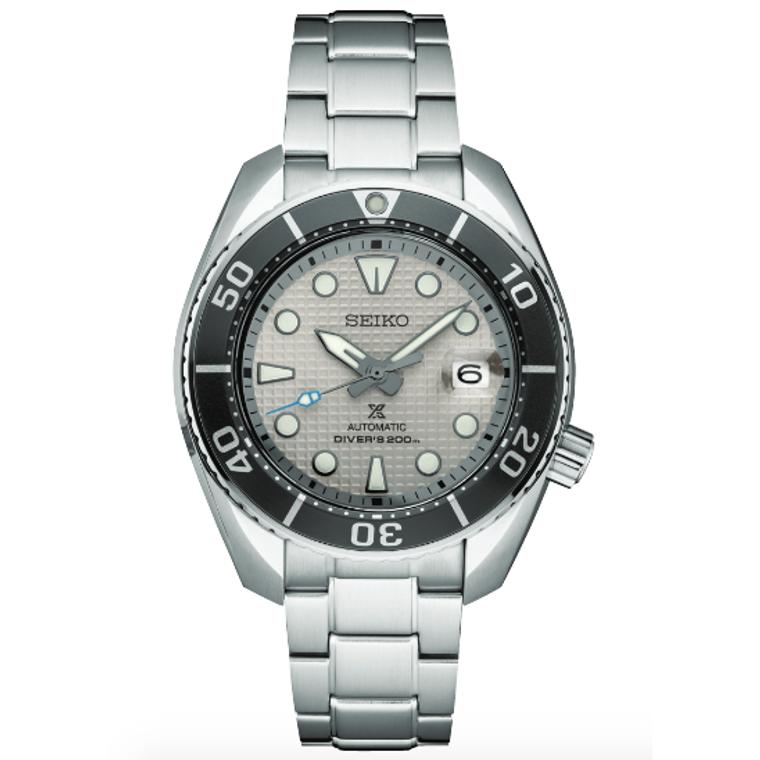 Seiko Prospex Sumo SPB175 Automatic Diver Gray Dial