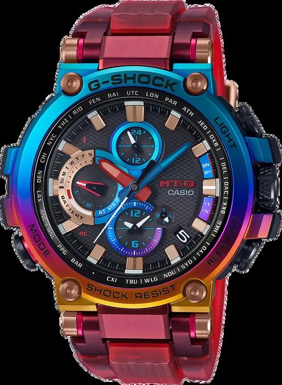 Casio G-Shock MTGB1000VL4A Volcanic Lightning Limited Edition