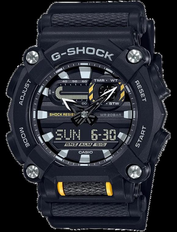 Casio G-Shock GA900-1A Heavy Duty Ana-Digital