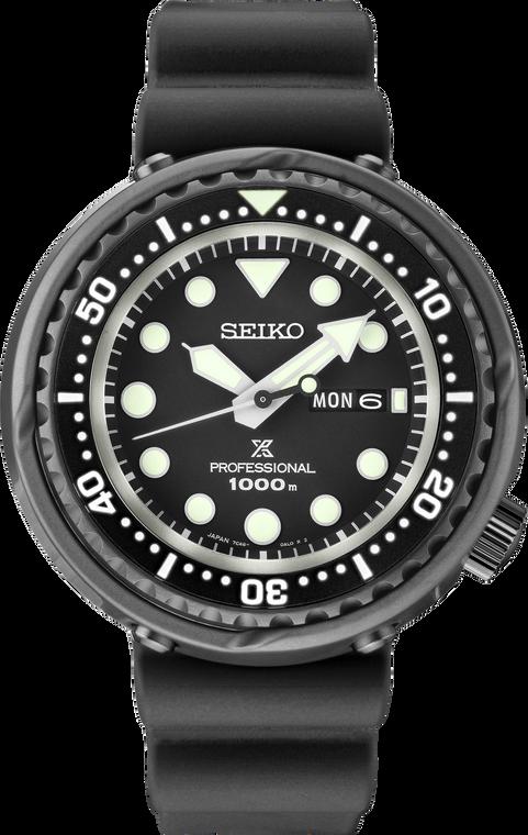 Seiko Prospex S23631 Tuna 1975 Professional Saturation Diver