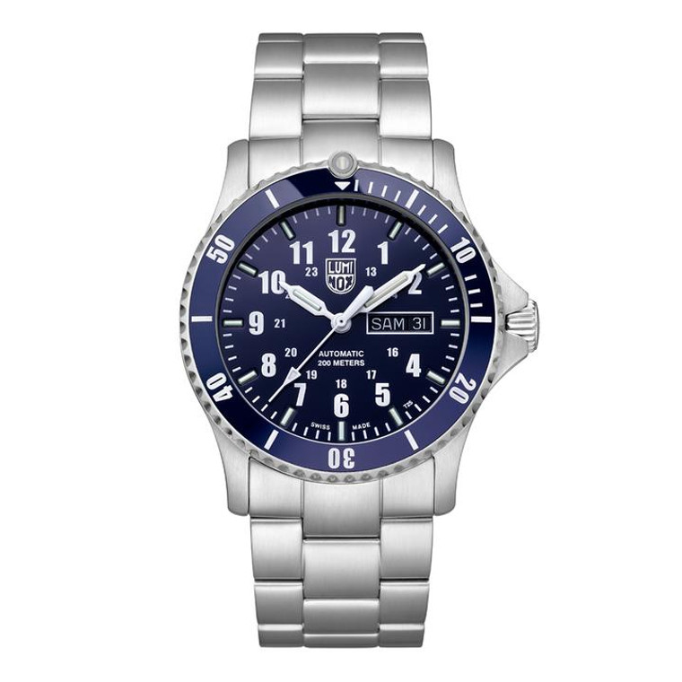 Luminox XS.0924 Automatic Sport 42mm Diver Blue Dial