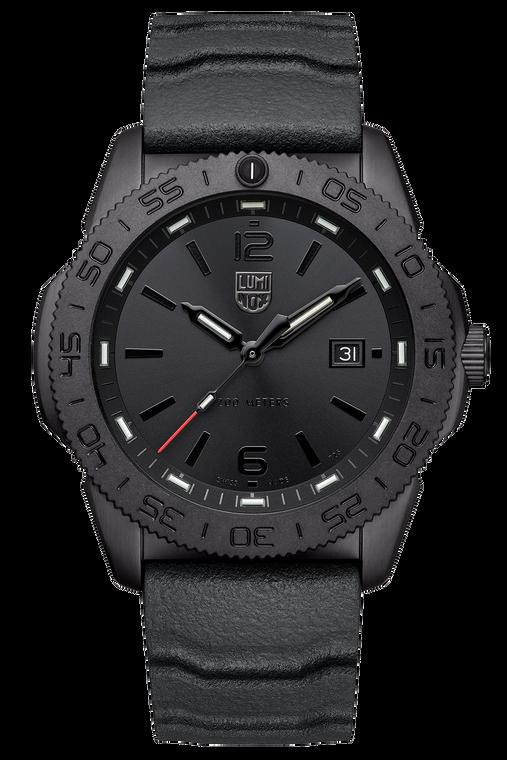 Luminox XS.3121.BO Pacific Diver 44mm Carbonox Blackout