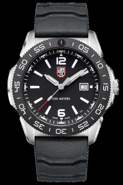 Luminox XS.3121 Pacific Diver 44mm Carbonox Black Dial Watch